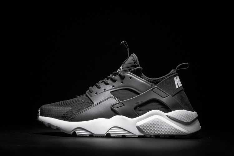 Nike Air Huarache Run Ultra Breathe Män och Kvinnor Skor